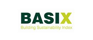 logo BASIX Building Sustainability Index