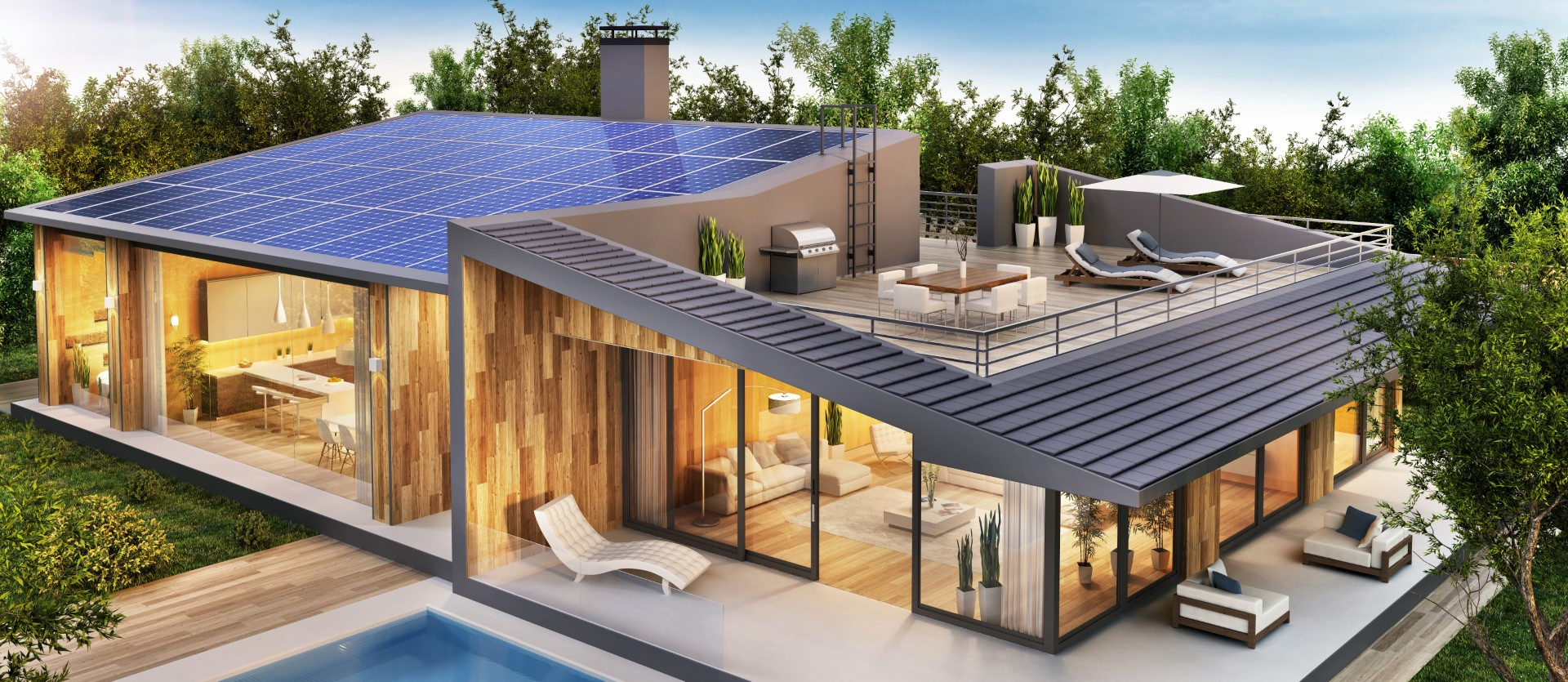 Eco Friendly Sustainable Home Design